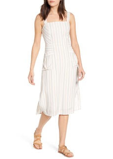 Splendid Dume Stripe Sundress