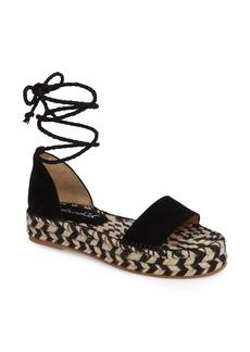 Splendid Eliza Platform Ankle Wrap Espadrille (Women)