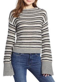 Splendid Everest Open Weave Sweater