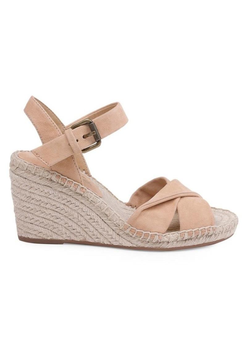 169212ca7 Splendid Splendid Fairfax Suede Espadrille Wedge Sandals | Shoes
