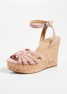 Splendid Fallon Wedge Sandals