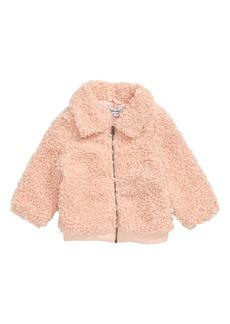 Splendid Faux Fur Jacket (Baby)
