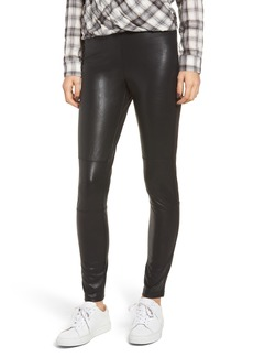Splendid Faux Leather Leggings