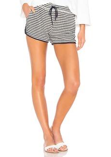 Splendid Fisherman Stripe Shorts