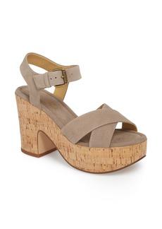 Splendid Flaire Platform Sandal (Women)