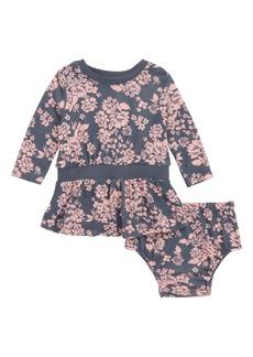 Splendid Floral Print Dress (Baby Girls)