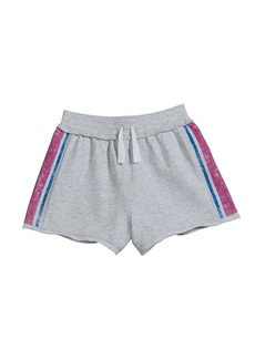 Splendid French Terry Side Stripe Shorts  Size 7-14