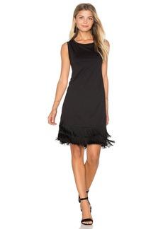 Splendid Fringe Sleeveless Mini Dress