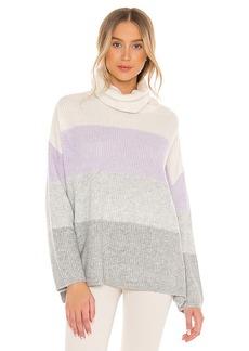 Splendid Funnel Neck Sweater