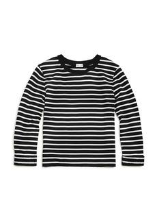Splendid Girls' Long Sleeve Striped Top - Big Kid