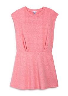 Splendid Girls' Melange Slub Dress - Big Kid