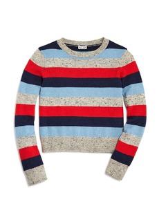 Splendid Girls' Striped Sweater - Big Kid