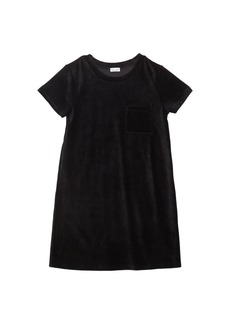 Splendid Girl's Velour Corduroy Pocket Dress  Size 7-14