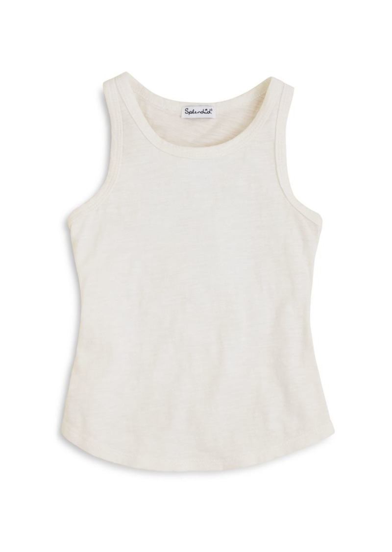 Splendid Girls' Vintage Whisper Tank Top - Little Kid
