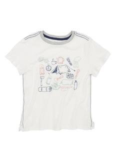 Splendid Graphic T-Shirt (Toddler Boys & Little Boys)
