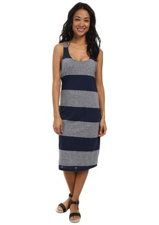 Splendid Heather Rugby Column Dress