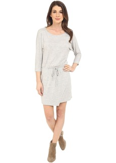 Splendid Heathered Spandex Jersey Dress