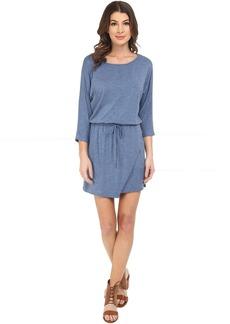 Splendid Heathered Spandex Jersey Dress