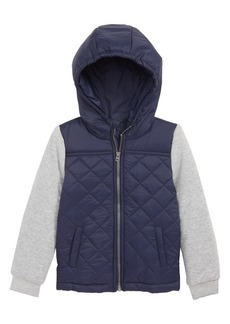 Splendid Hooded Jacket (Toddler Boys & Little Boys)