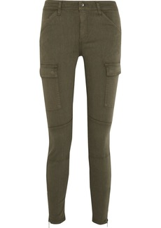 Splendid Hunter Stretch Modal-blend Twill Skinny Pants