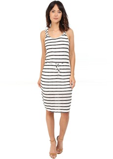 Splendid Huntington Stripe Rib Dress