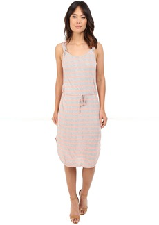 Huntington Stripe Rib Dress