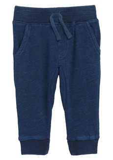 Splendid Indigo French Terry Jogger Pants (Baby Girls)