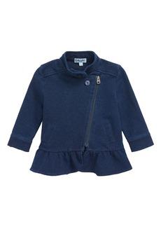 Splendid Indigo Moto Jacket (Baby Girls)