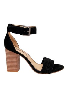Splendid Jakey Fringed Suede Sandals