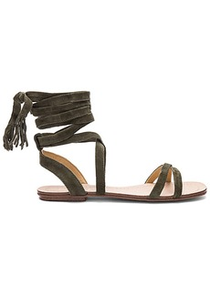 Splendid Janelle Sandal in Army. - size 10 (also in 6,6.5,7.5,8,8.5,9.5)