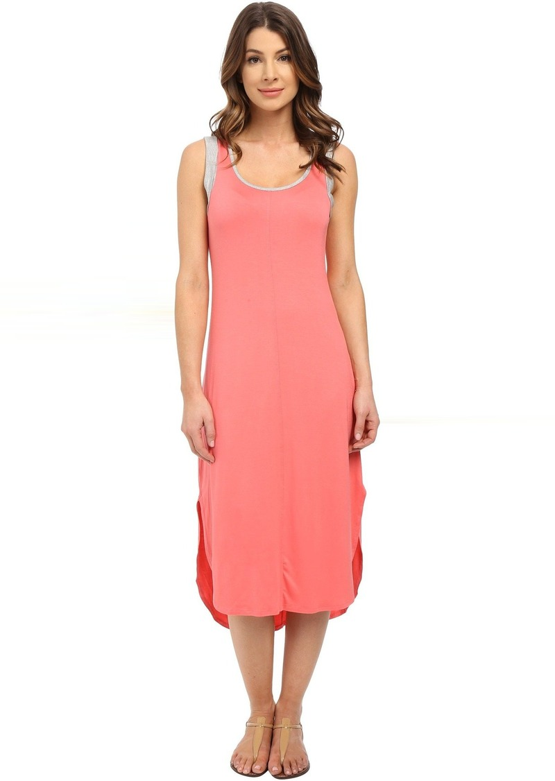 Splendid Jersey Midi Dress