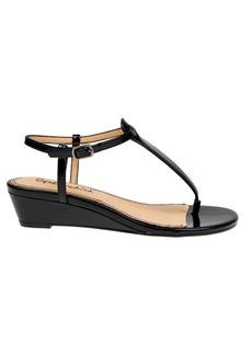 Splendid Justin T-Strap Wedge Sandals