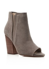 Splendid Kendyll Open Toe High-Heel Booties