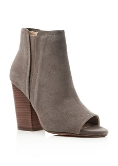 Splendid Kendyll Open Toe High Heel Booties