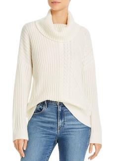 Splendid Lakewood Mixed-Stitch Sweater
