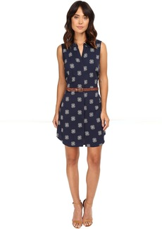 Splendid Larkspur Conversational Dress