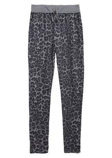 Splendid Leopard Print Pants (Big Girls)