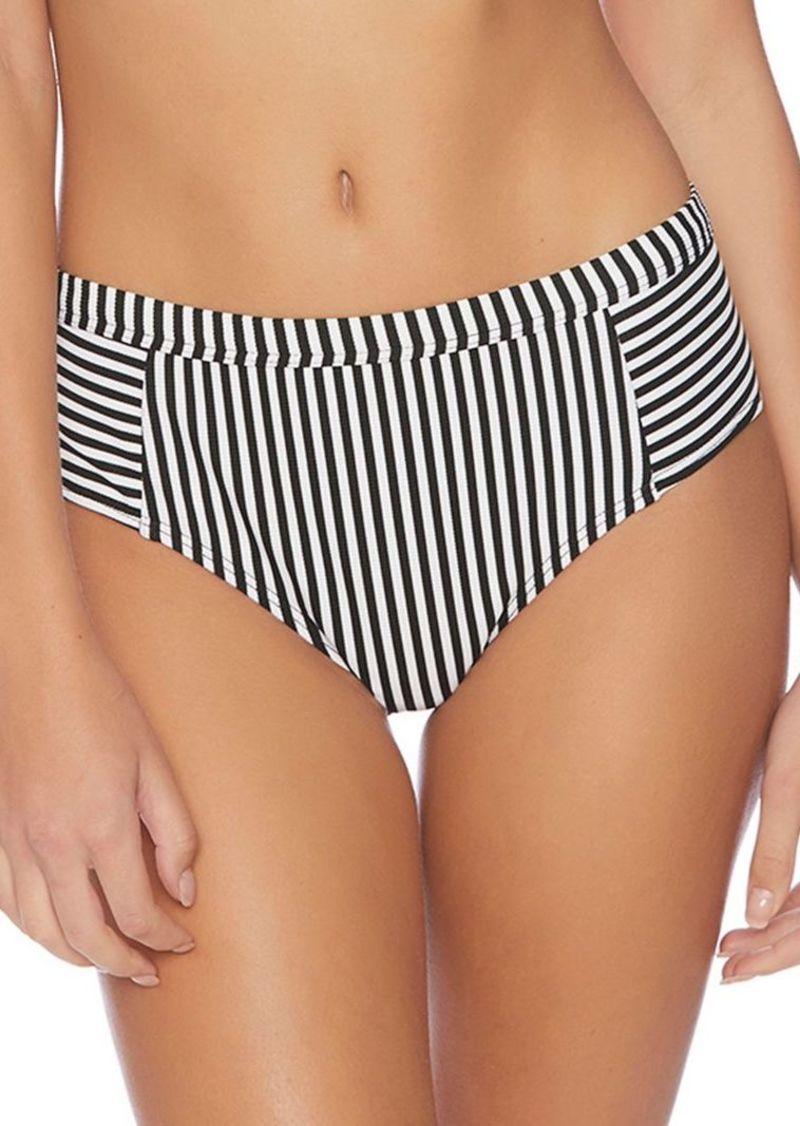 Splendid Line In The Sand Striped Bikini Bottom