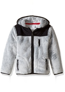 Splendid Little Boys' Toddler Faux Fur Jacket