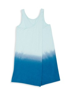 Splendid Little Girl's & Girl's Dip-Dyed Tank Dress