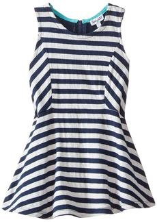 Splendid Little Girls' Fashion Stripe-Dress Toddlerdler