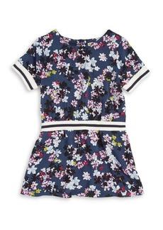 Splendid Little Girl's Printed Dress