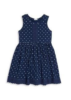 Splendid Little Girls Star Printed Dress