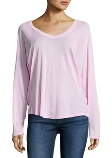 Splendid Long-Raglan-Sleeve Tee