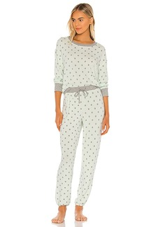 Splendid Long Sleeve PJ Set