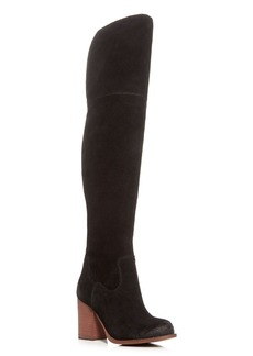 Splendid Loretta Over The Knee High Heel Boots