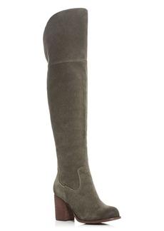 Splendid Loretta Over The Knee High Heel Boots