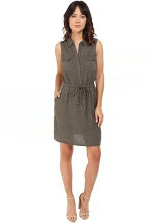 Splendid Marina Pinstripe Dress