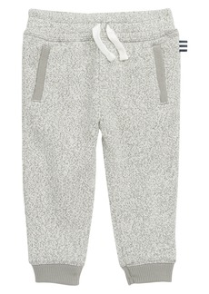 Splendid Marled Fleece Jogger Pants (Baby)