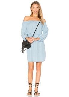 Splendid Off Shoulder Mini Dress